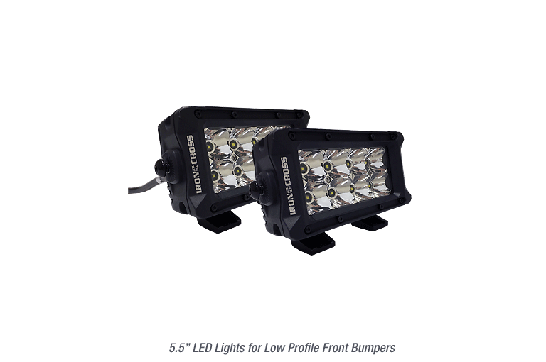 40 Series Low Profile Premium Led Light Kit