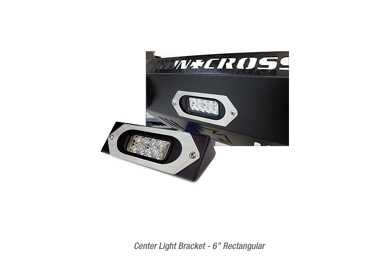 Center Light Bracket - Rectangular