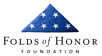 Iron Cross Automotive Patriot Board supporting Folds of Honor