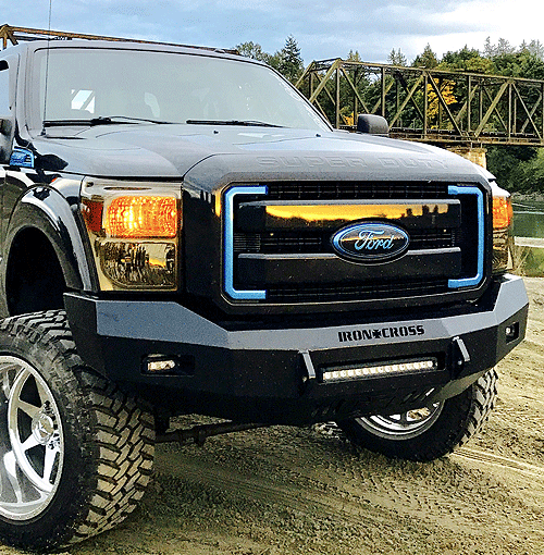 40 Series Low Profile Bumper
